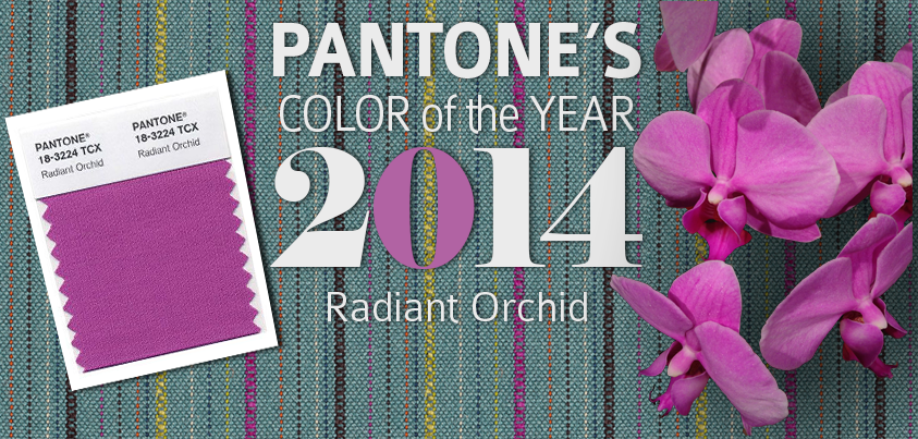 2014 Color Of The Year By PANTONE