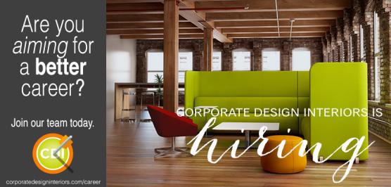 Interior design intern corporate design interiors for Cdi interior design