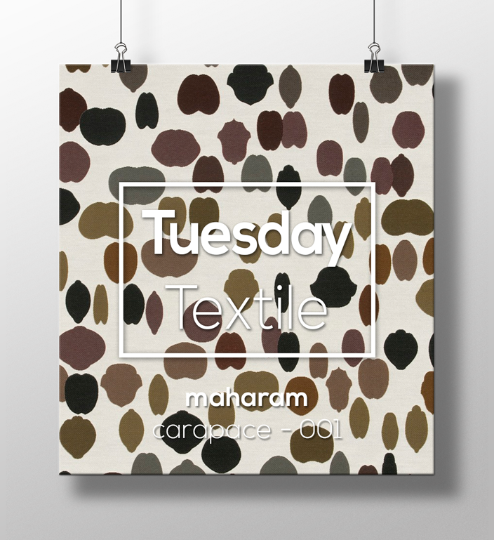 Tuesday-Textile-by-CDI-maharam-carapace