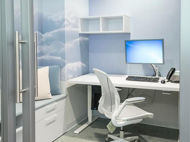 CDI Cloud Focus Room