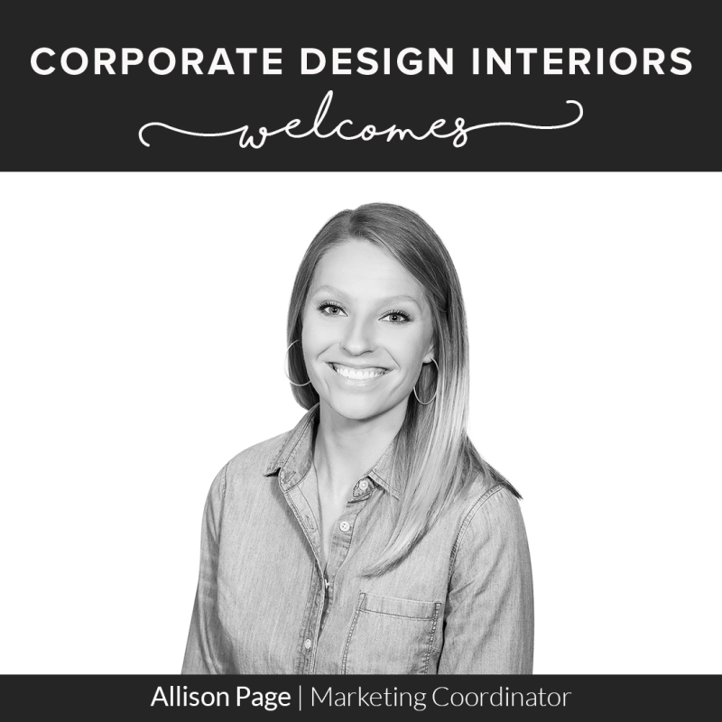 CDI Adds Allison Page to Marketing Team