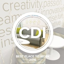 Corporate Design Interiors Best Place To Work 2016