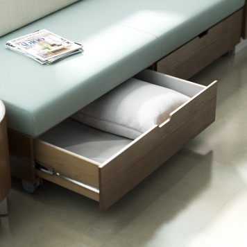 Villa Sleeper Sofa_B