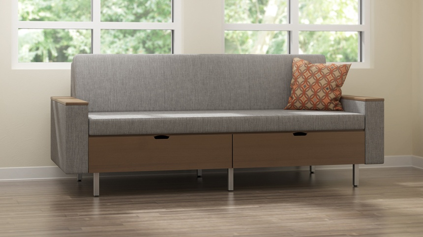 Villa Sleeper Sofa_E