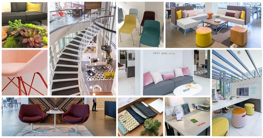 CDI 2017 Neocon Review Furniture & Showroom Trends