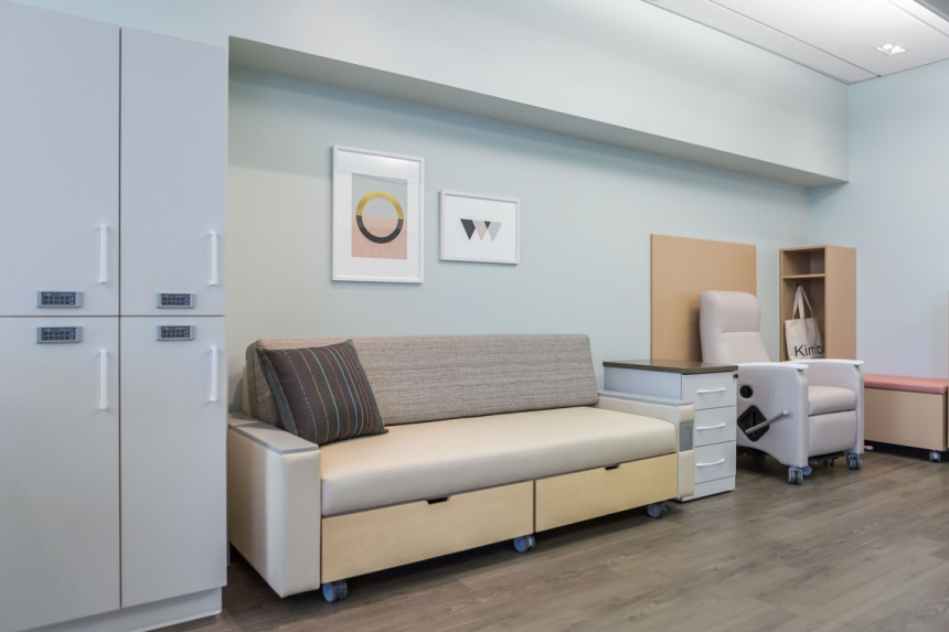 Infusion Bay _ Villa Health Sleep Sofa. Alterna. Sanctuary. Meadow