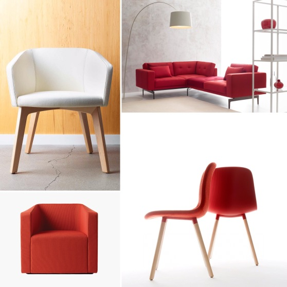 Stylex New Product Review by CDI: Ridge Guest Chair, NYC Standard Lounge, Verve Chair, Ridge Lounge Chair