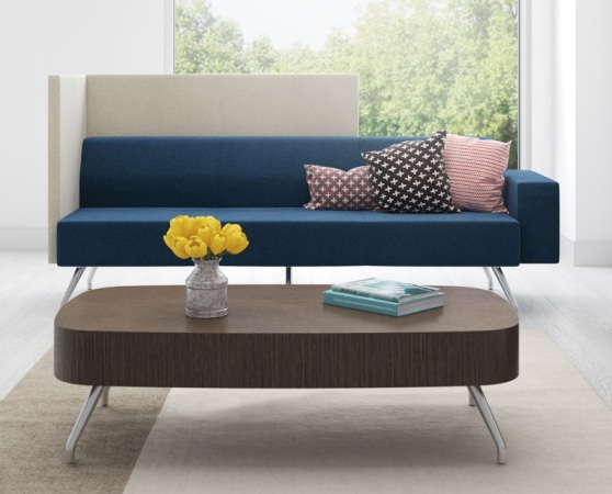 Pairings 2seater with coffee table