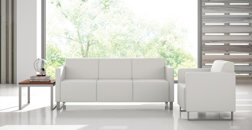 Cassia behavioral lounge seating