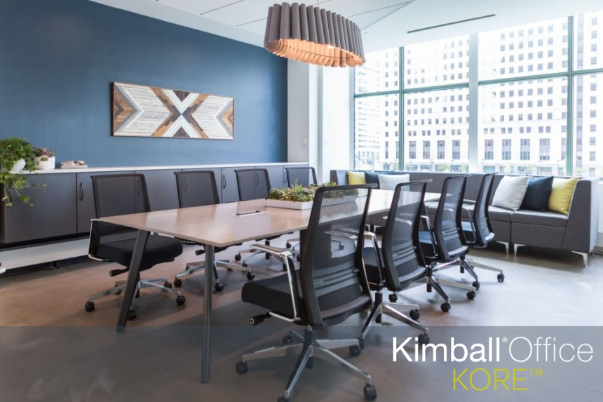 CDI features Kimball Office Kore