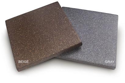 EOS Cupron color samples