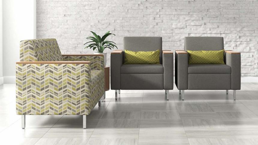 Kimball Health | Villa Health Lounge Chair
