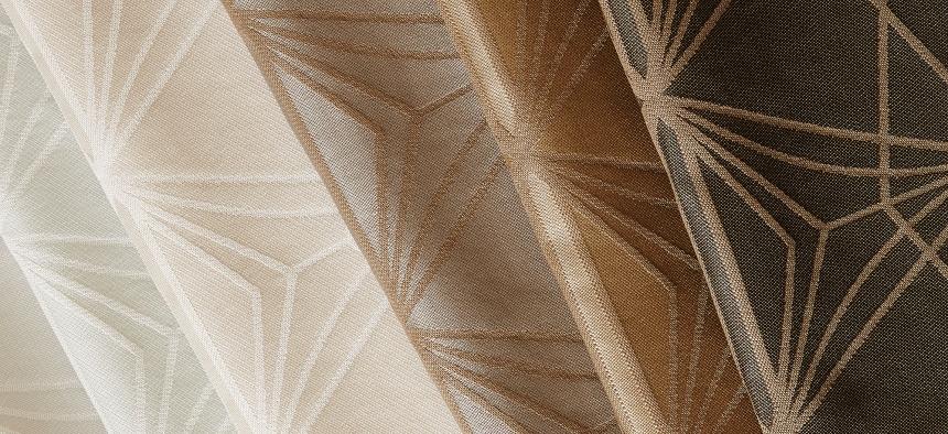 CDI features | Xorel by Carnegie, Kaleidoscope Pattern