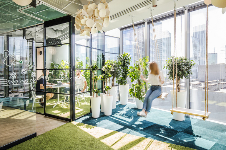 Biophilic Design A Naturally Beneficial Workspace Cdi Blog