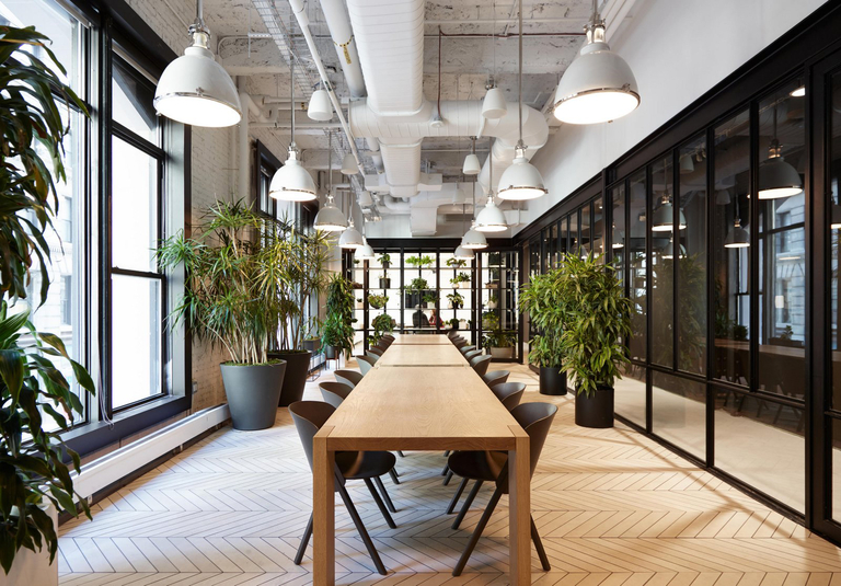 CDI Features Biophilic Design