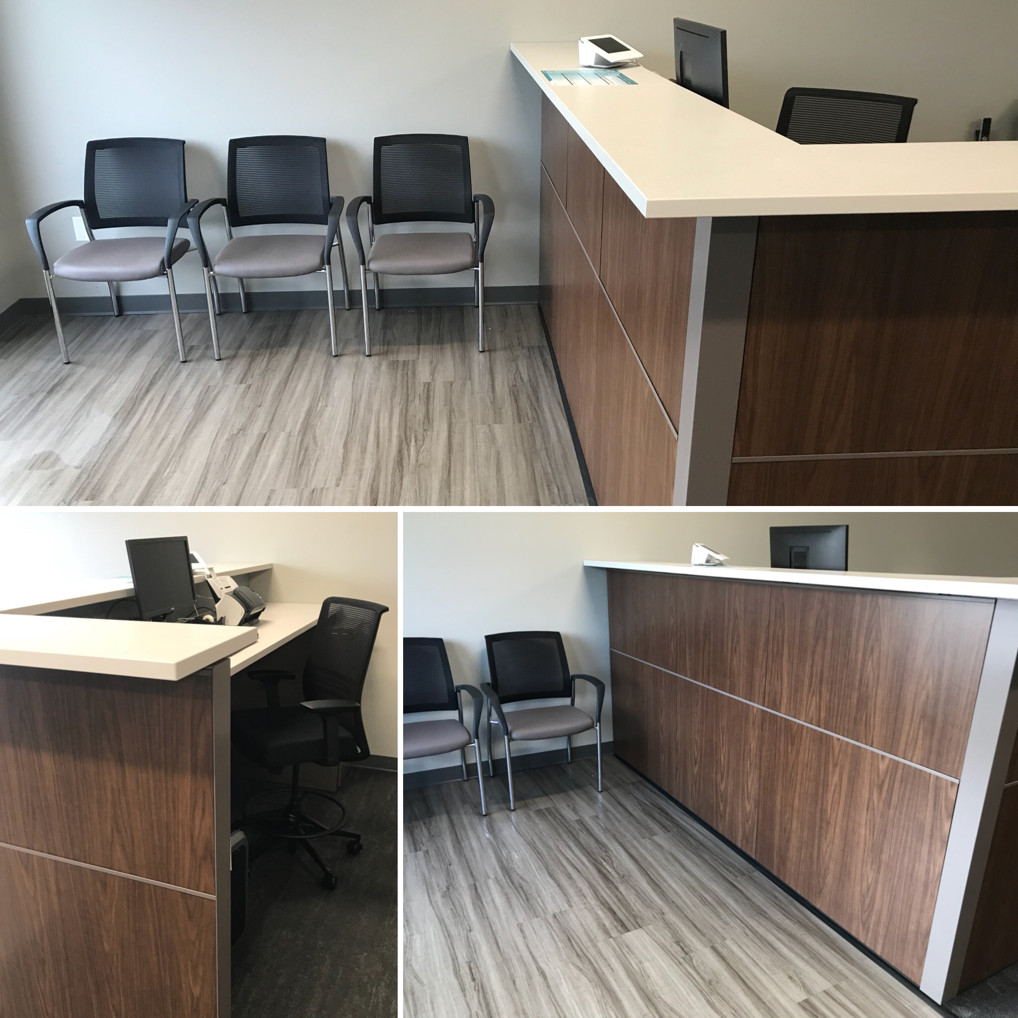 Beau CDI Healthcare Features Physical Therapy Clinic Design