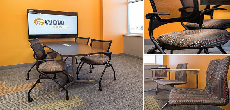 Cdi project profile wow logistics slide 2 cdi blog for Cdi interior design