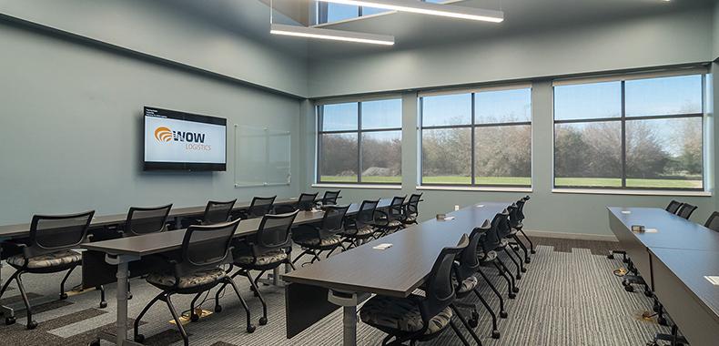Cdi project profile wow logistics slide 9 cdi blog for Cdi interior design