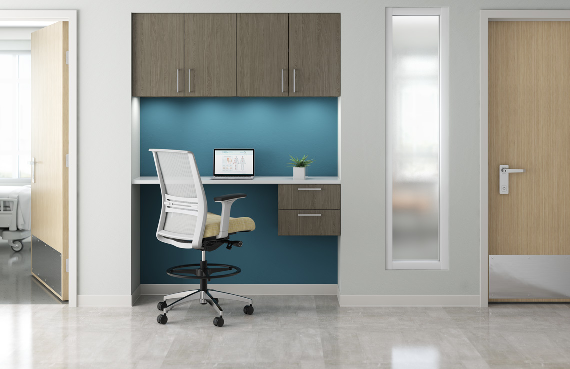 CDI Healthcare Features Physical Therapy Design