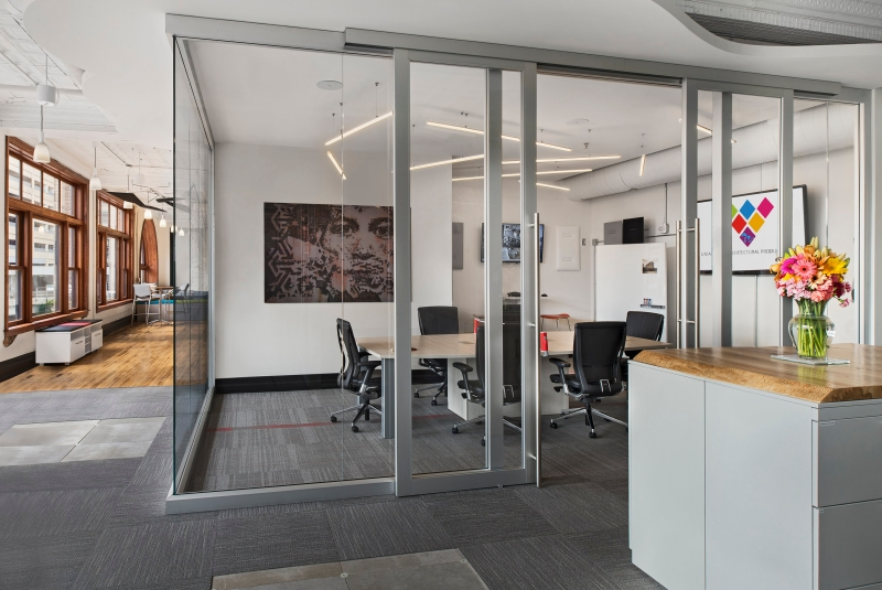 CDI Features Trendway Moveable Walls