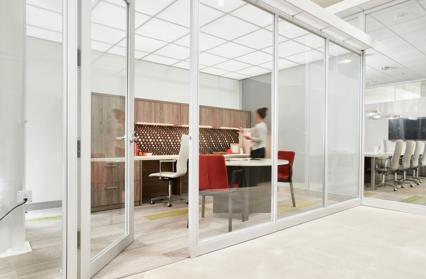 CDI Features Trendway Movable Walls; Volo
