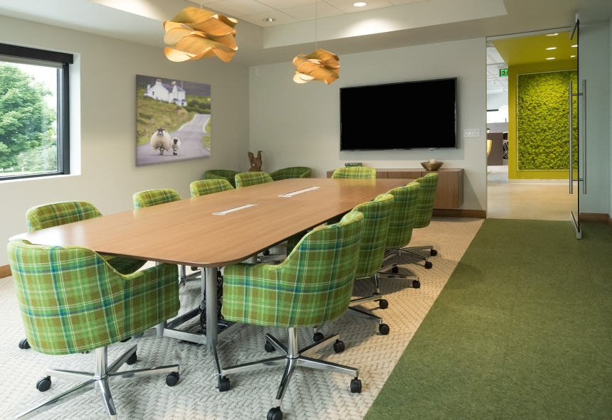 CDI Features Color in the Workplace