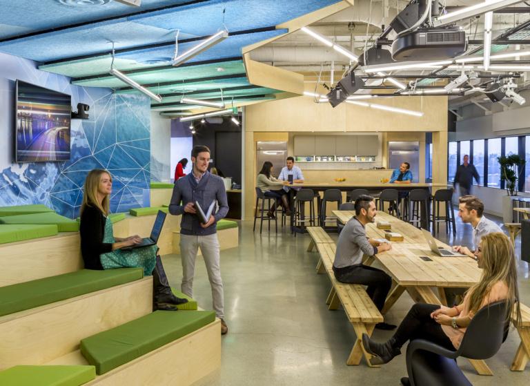 CDI Features Millennial Driven Design