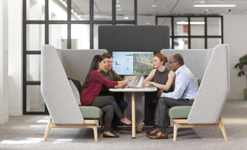 CDI Features Privacy in the Open Office