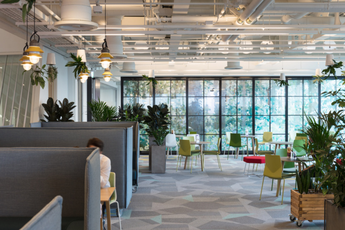 CDI Features Workplace Plants