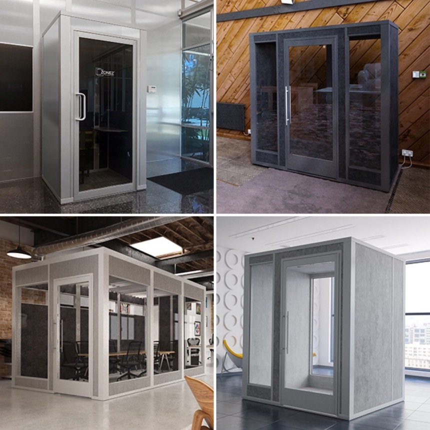 CDI Features Privacy Booths