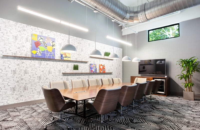 CDI Features Artwork in the Workplace